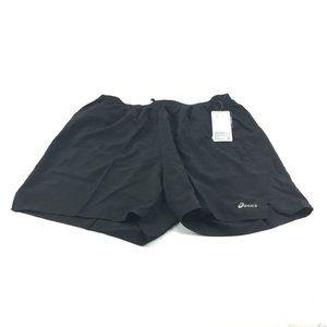 Women's Asics Athletic Black Shorts Size XL